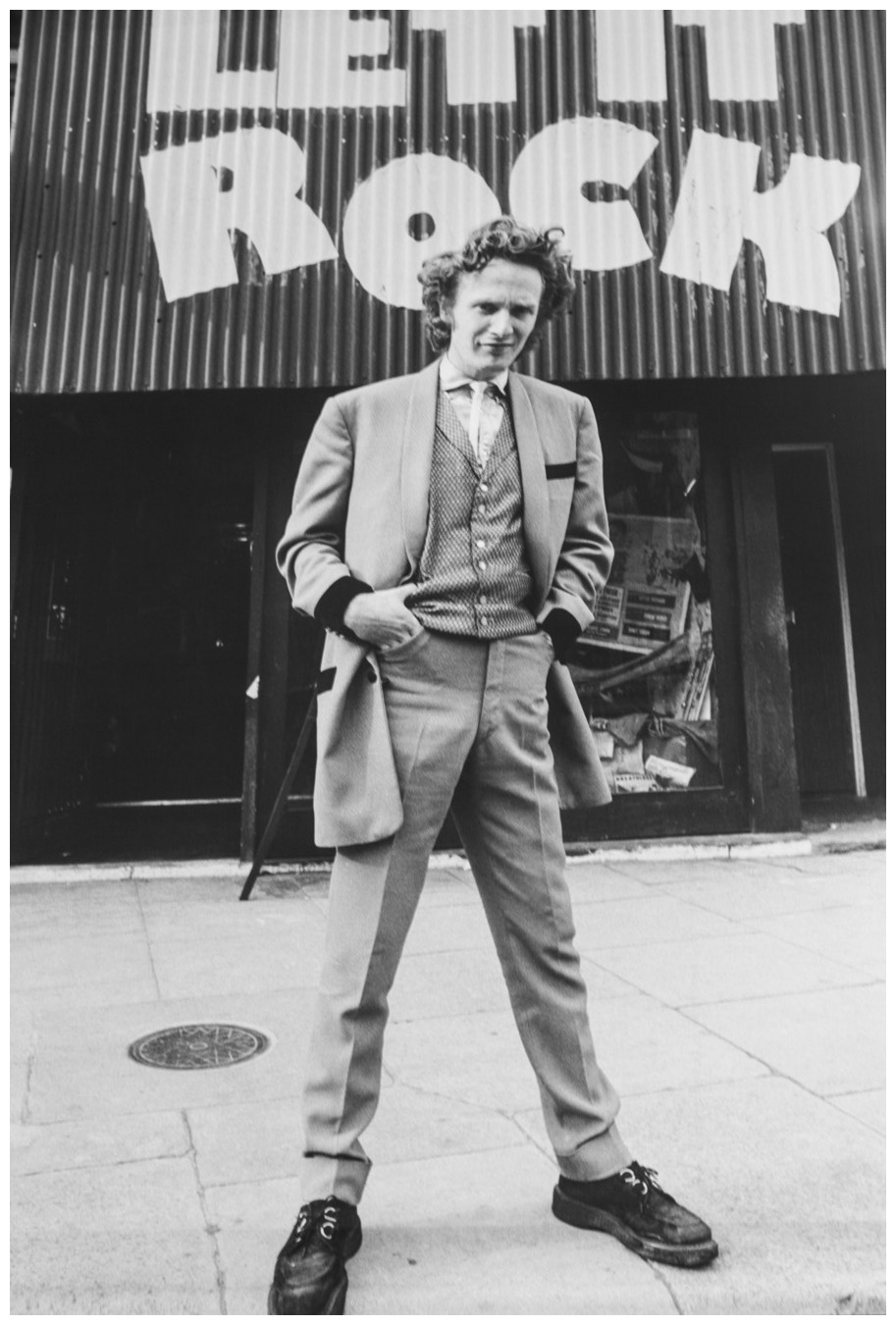 the early life and times of malcolm robert andrew mclaren Malcolm robert andrew mclaren early years mclaren was born on 22 january 1946 followed in 2007 by malcolm mclaren's life and times in la.