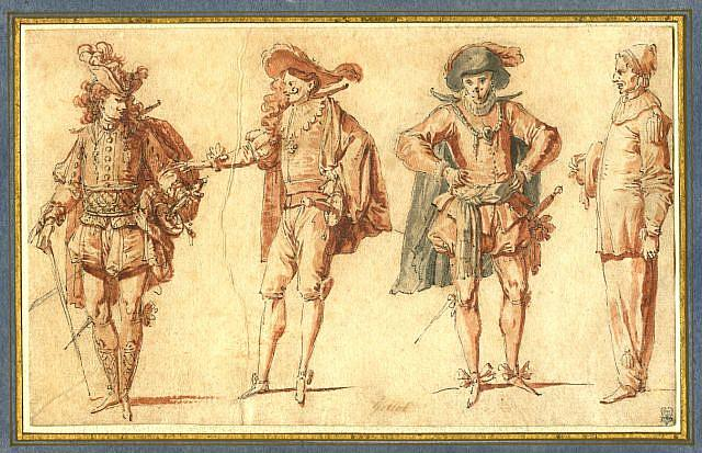 commedia dell arte Commedia dell'arte is a theatrical form characterized by improvised dialogue and a cast of colorful stock characters that emerged in northern italy in the fifteenth century and rapidly gained popularity throughout europe.