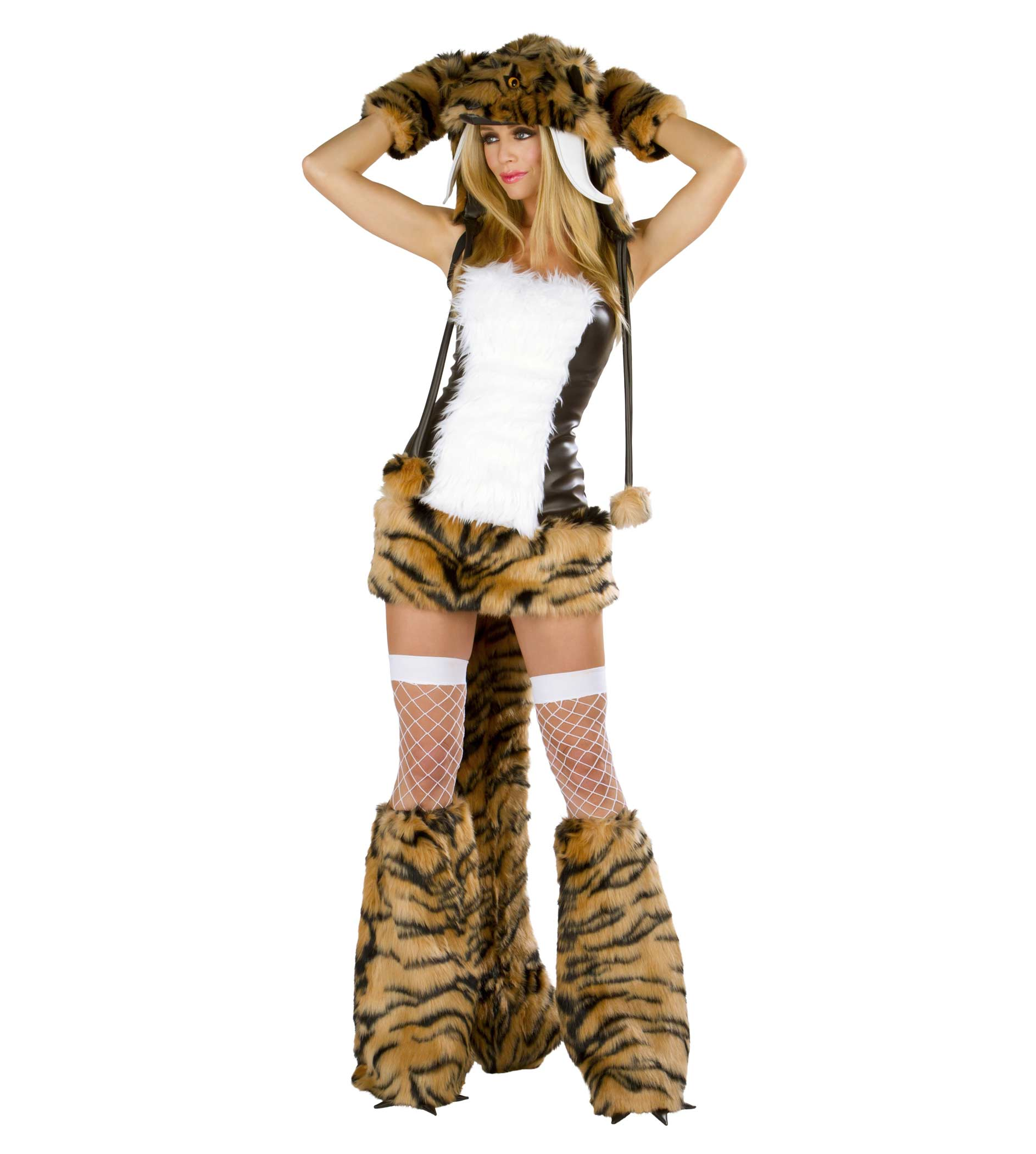 Tiger costumes for women