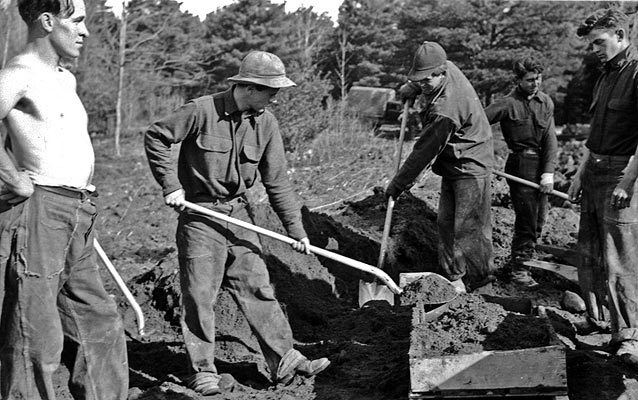 civilian conservation corps and the great depression The civilian conservation corps in exeter, rhode island by gary boden and sheila reynolds‐boothroyd four years into the great depression and shortly after the inauguration of franklin d roosevelt as.