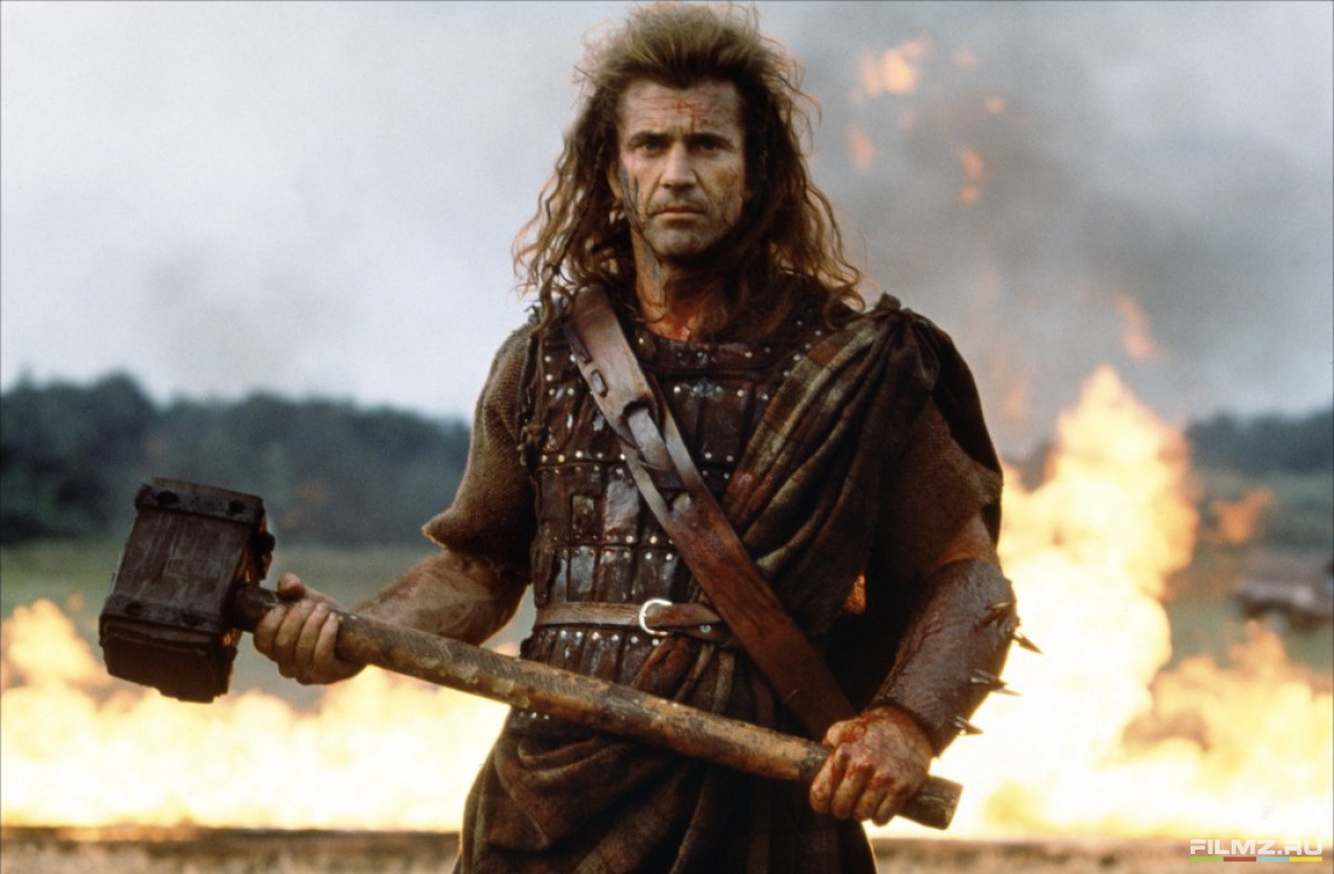 a historical tale of sir william wallace in the movie braveheart The 1995 movie, braveheart, is a cinematic master-piece a multiple oscar winner, an awe-inspiring cinematic portrayal of scottish freedom fighter william wallace and his greatest accomplishments.
