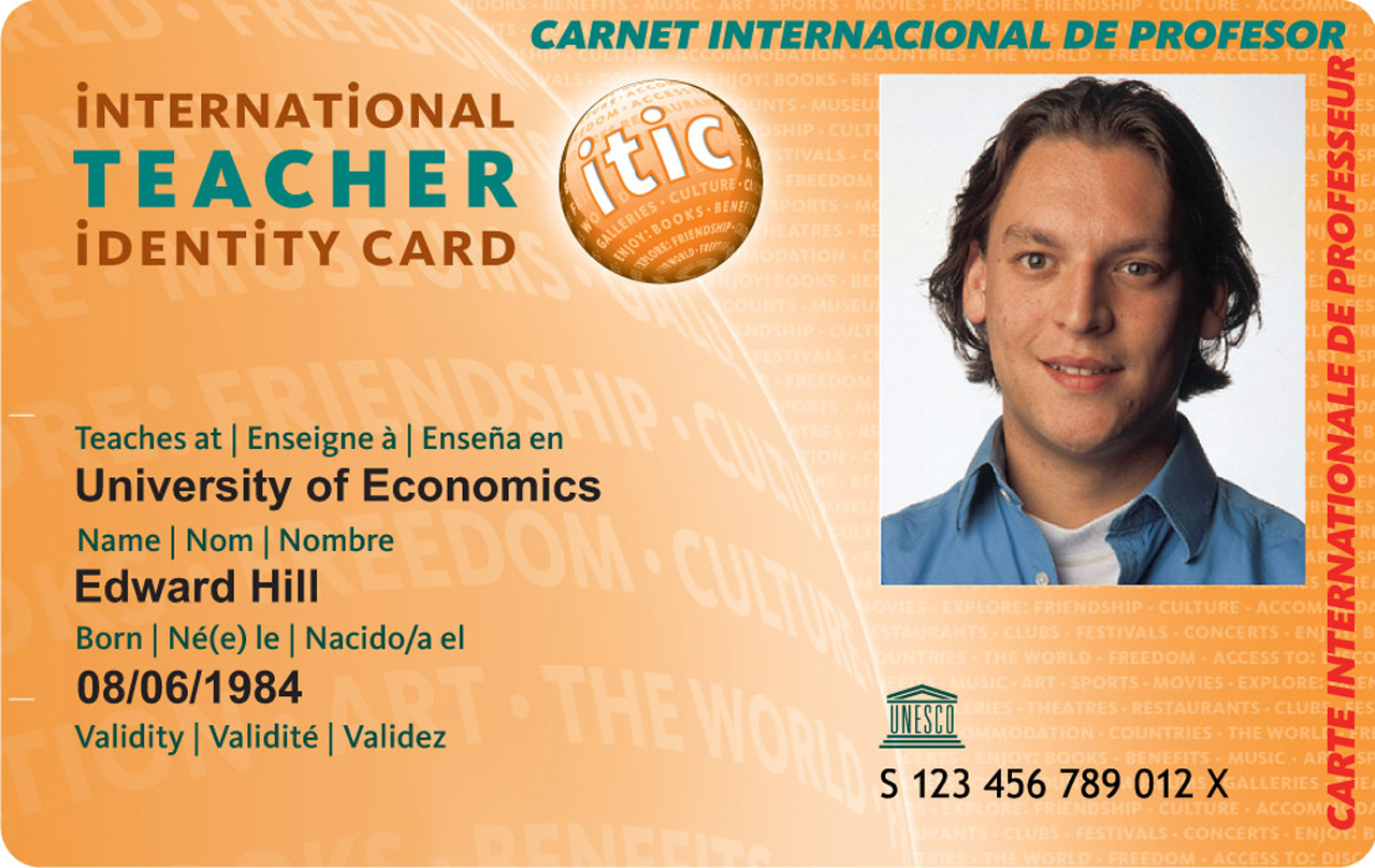 international student identity Stucard student travel id card: the green student travel card the stucard is a travel insurance and discount card exclusively for students and teachers, and is recognized by programs, organizations and institutions all over the world.