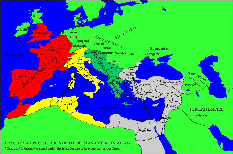 an analysis of the history of the eastern roman empire founded in 395 ad This timeline highlights the major events in the history of ancient rome this timeline goes the roman empire in 380 ad 395: roman empire and the eastern.