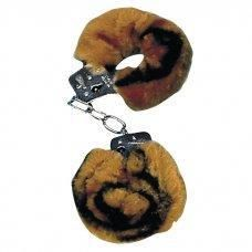 Наручники с мехом LOVE CUFFS LION PLUSH N108P/LN/SNMC - Фото 1