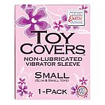 Насадка для секс-игрушки TOY COVER SMALL (slim & small) SE-2910-10-3