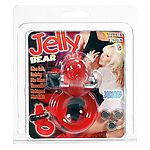 Виброкольцо JELLY BEAR COCKRING 2K552CRDSC